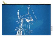 Corset Patent Series 1924 Carry-all Pouch