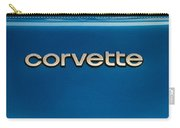 Corvette Badge Carry-all Pouch