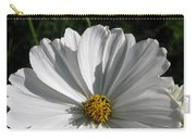 Cosmos Named Sensation Alba Carry-all Pouch