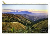 Costa Rica Rolling Hills 1 Carry-all Pouch