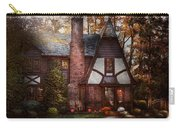 Cottage - Westfield Nj - A Place To Retire Carry-all Pouch by Mike Savad