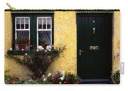Cottage At Bushmills, Co Antrim, Ireland Carry-all Pouch