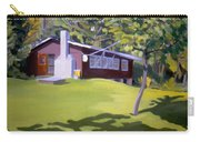 Cottage In Ludow Vermont Carry-all Pouch