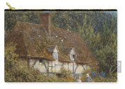 Cottage Near Witley Surrey Carry-all Pouch