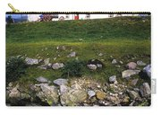 Cottage On Achill Island, County Mayo Carry-all Pouch