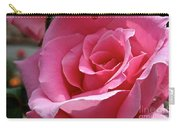 Cotton Candy Pink Carry-all Pouch