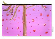 Cotton Candy Sky Wishing Tree Carry-all Pouch
