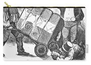 Cotton Loan Cartoon, 1865 Carry-all Pouch