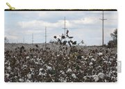 Cotton Ready For Harvest In Alabama Carry-all Pouch