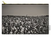 Cotton The Heart Of Dixie Carry-all Pouch