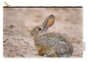Cottontail Bunny Carry-all Pouch