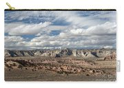 Cottonwood Canyon Badlands Carry-all Pouch