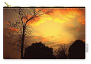 Cottonwood Sunset Carry-all Pouch