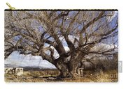 Cottonwood Tree At San Pedro House Carry-all Pouch