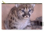 Cougar Kitten Carry-all Pouch