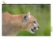 Cougar Profile Carry-all Pouch