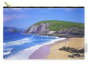Coumeenoole Beach, Dingle Peninsula, Co Carry-all Pouch