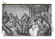 Council Of Constance, 1414 Carry-all Pouch by Granger