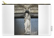 Count Your Blessings- St Mary Of Brugge- 01 Carry-all Pouch