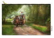 Country - Horse - The Hay Ride  Carry-all Pouch