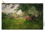 Country - The Crops Almost Ready  Carry-all Pouch