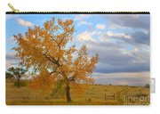Country Autumn Landscape Carry-all Pouch by James BO  Insogna