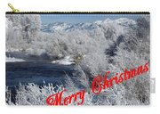 Country Christmas 2 Carry-all Pouch