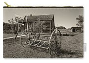Country Classic Monochrome Carry-all Pouch