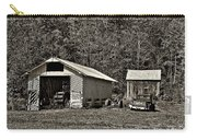 Country Life Sepia Carry-all Pouch