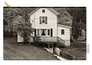 Country Living Sepia Carry-all Pouch