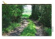 Country Road Carry-all Pouch by Carol Groenen