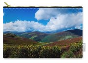 Country Road, Near Luggala Mountain, Co Carry-all Pouch