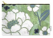 Country Spa Floral 2 Carry-all Pouch
