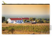 Countryside House Carry-all Pouch by Carlos Caetano