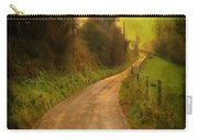 Countryside Road Carry-all Pouch by Svetlana Sewell