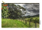 Countryside With Old Fig Tree Carry-all Pouch
