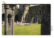 County Kilkenny, Ireland Jerpoint Abbey Carry-all Pouch