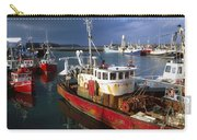 County Waterford, Ireland Fishing Boats Carry-all Pouch