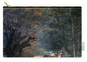 Courbet: Hunted Deer, 1866 Carry-all Pouch