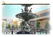 Court Square Fountain Carry-all Pouch