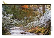 Courthouse River In The Fall Carry-all Pouch