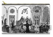 Courtroom, 1842 Carry-all Pouch