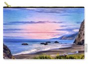 Cove On The Lost Coast Carry-all Pouch
