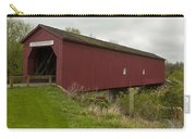 Covered Bridge Zumbrota 1 Carry-all Pouch