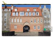 Cow Gate In Gdansk Carry-all Pouch