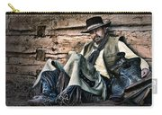 Cowboy Stare-down Carry-all Pouch