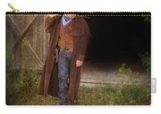 Cowboy With Guns Carry-all Pouch