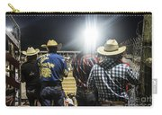 Cowboys At Rodeo Carry-all Pouch