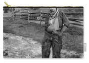 Cowgirl, C1906 Carry-all Pouch