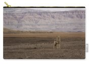 Coyote Badlands National Park Carry-all Pouch